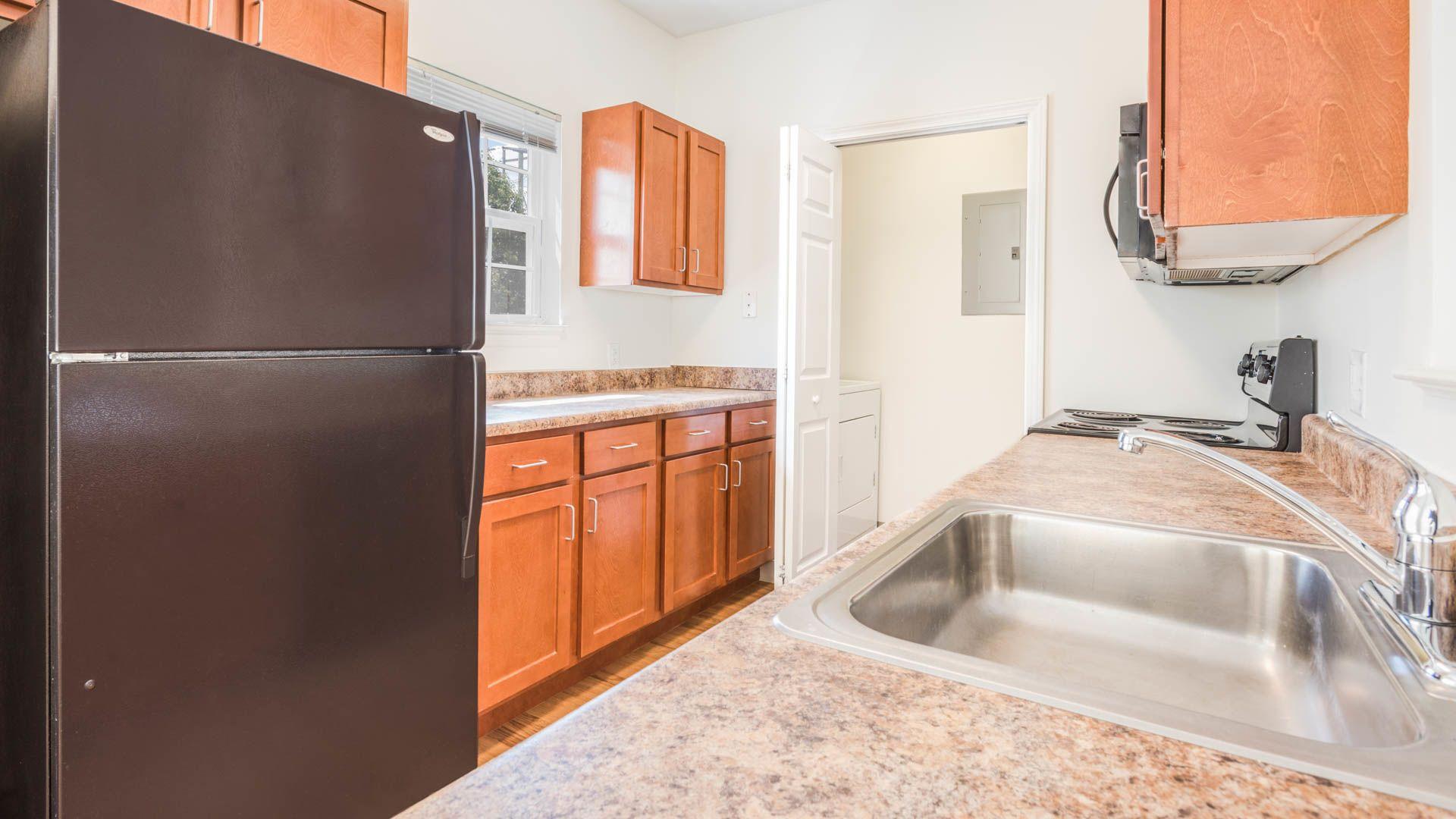 Heritage at Stone Ridge Apartments - Kitchen