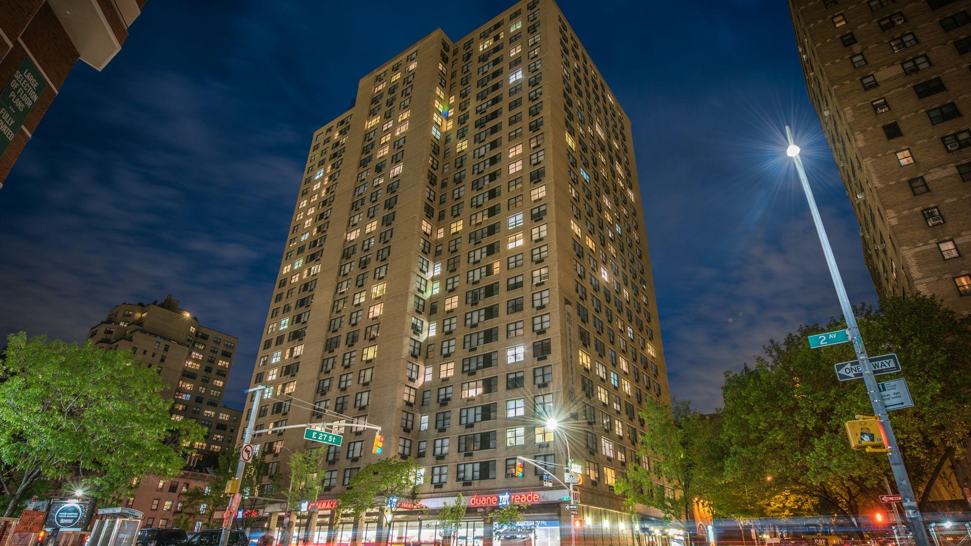 Parc East Apartments - Exterior