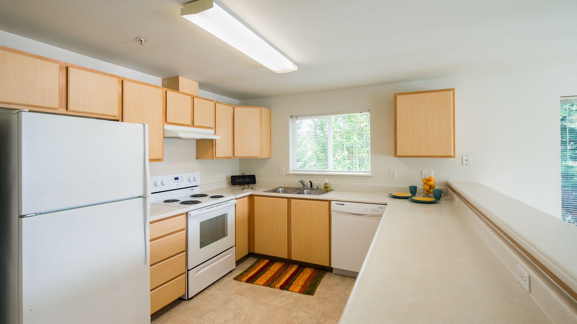 Heritage Ridge Apartments - Kitchen