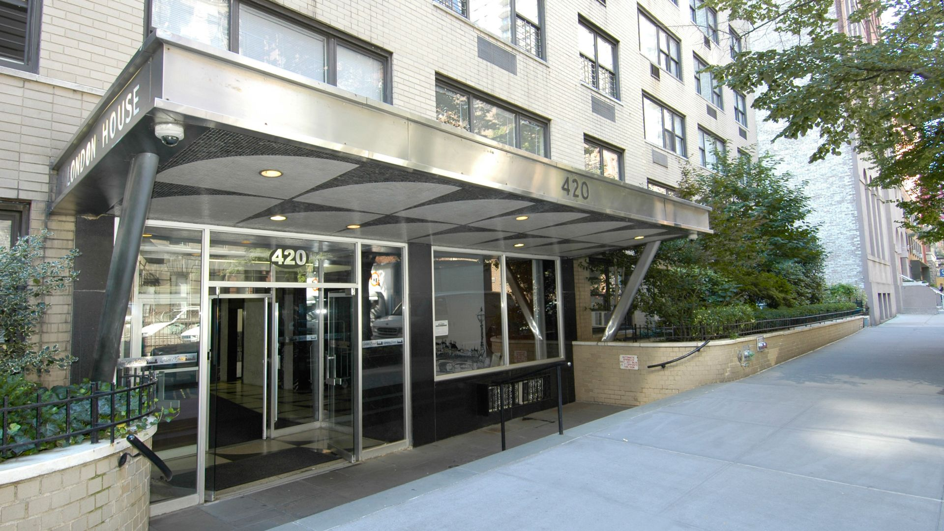 420 East 80th Street Apartments - Entrane