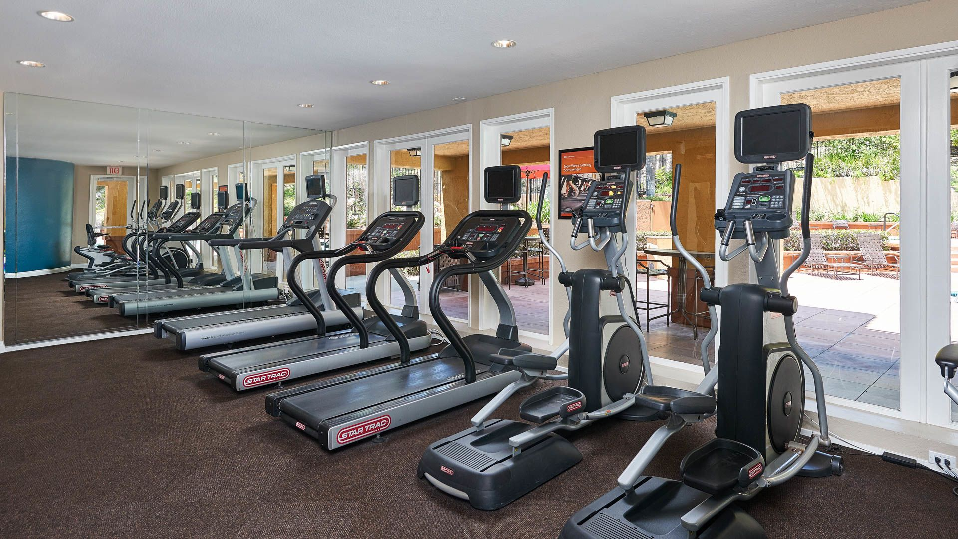 Deerwood Apartments - Fitness Center