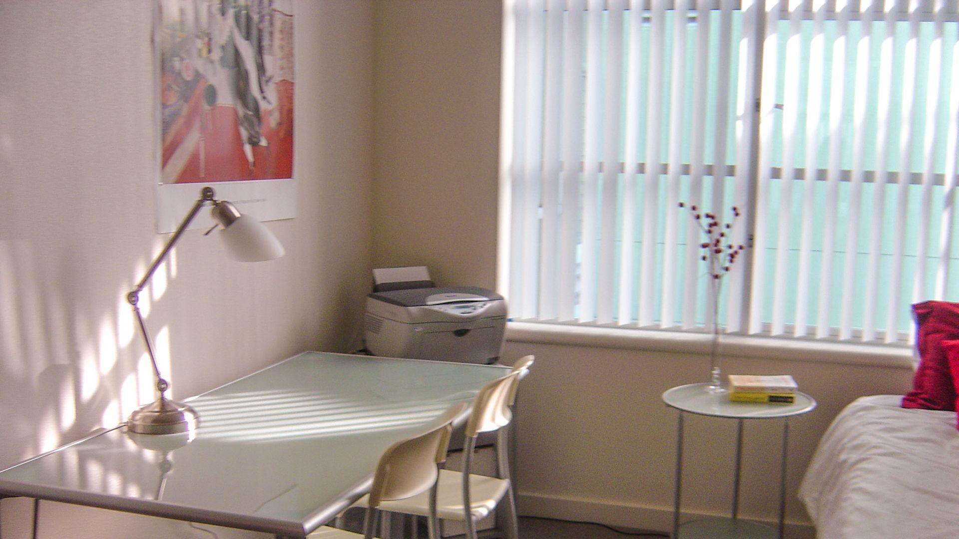 Fine Arts Apartments - Bedroom