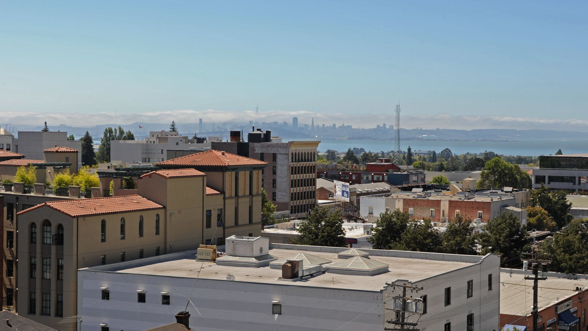 Berkeleyan Apartments - View