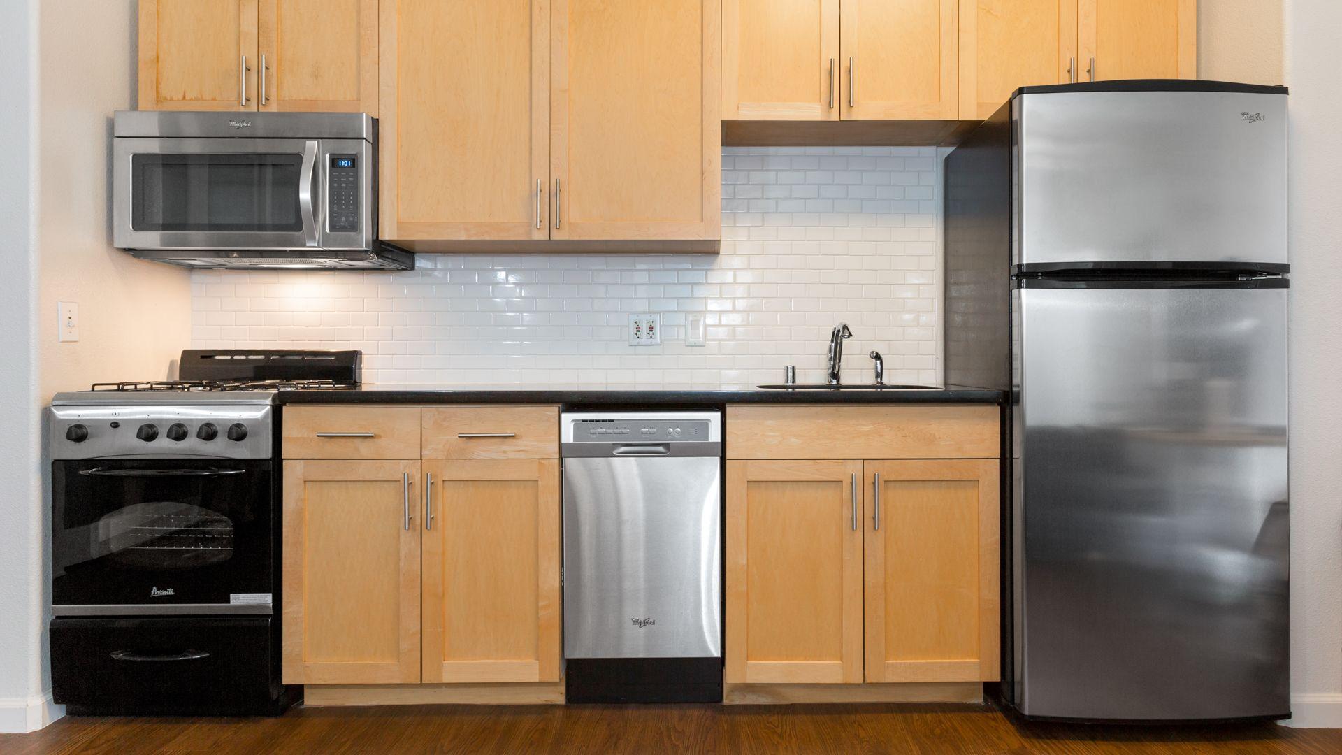 ARTech Apartments - Kitchen