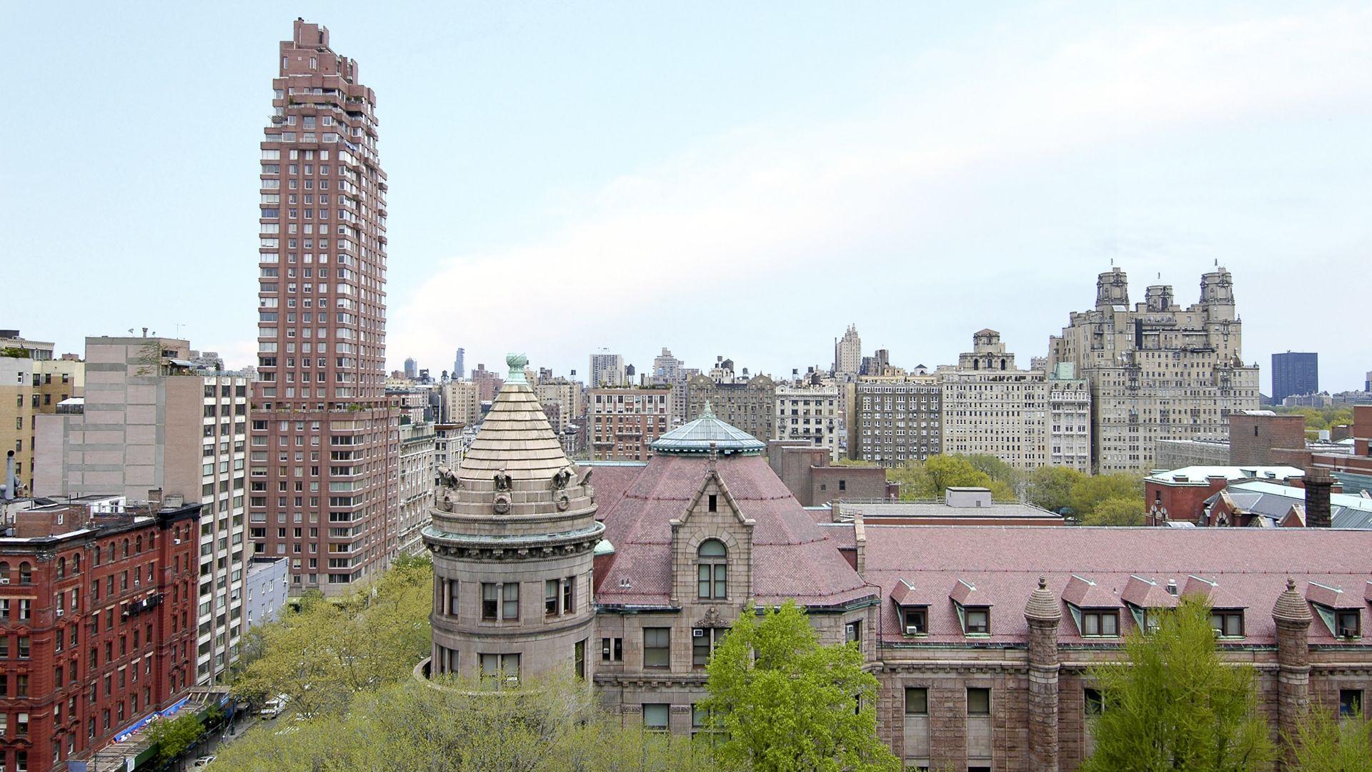 Parc 77 Apartments - View