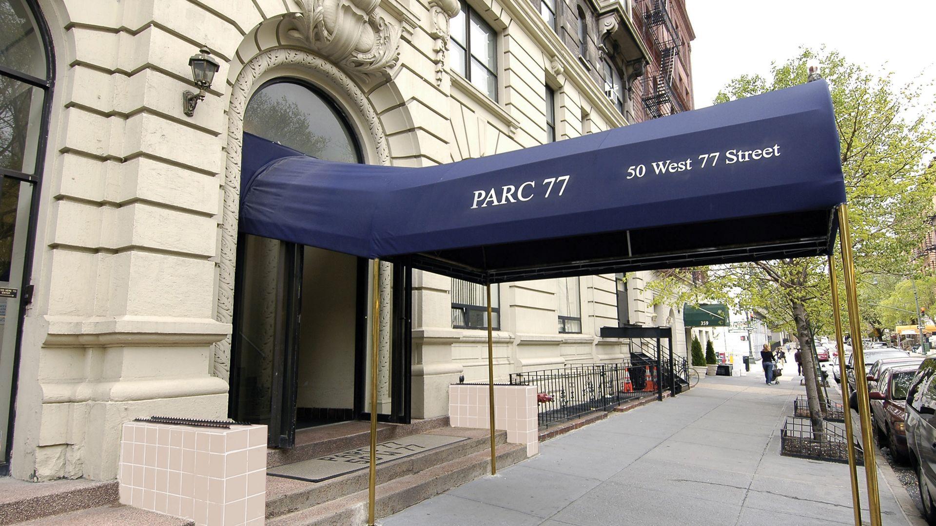 Parc 77 Apartments - Entrance