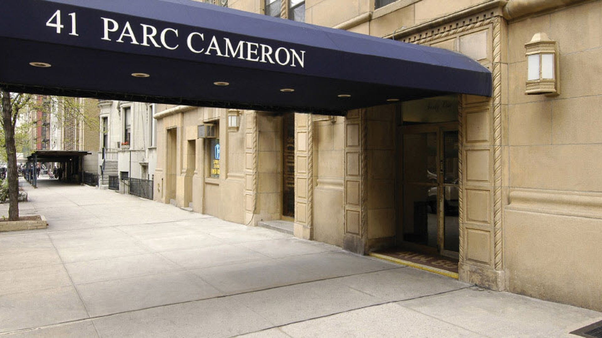 Parc Cameron Apartments - Entrance