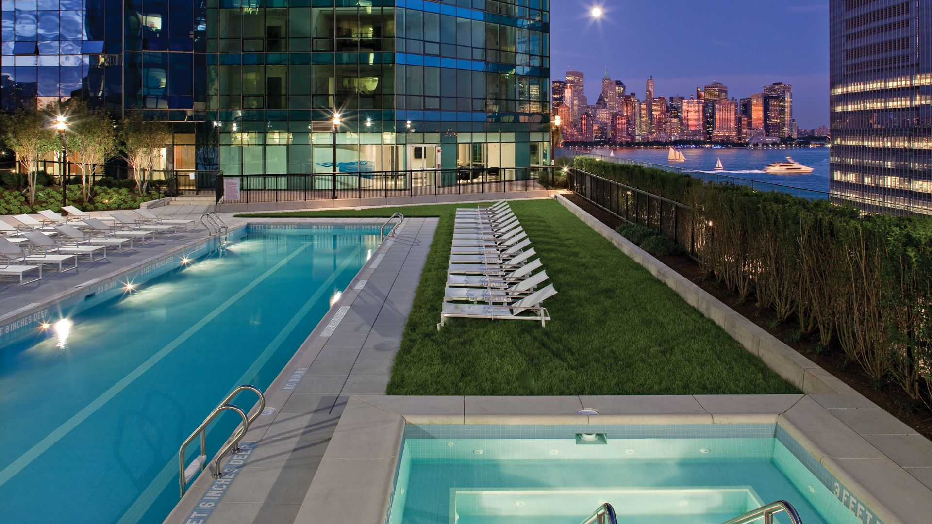 70 Greene Apartments - Pool
