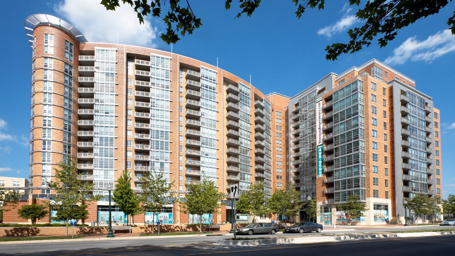 The Veridian Apartments - Building