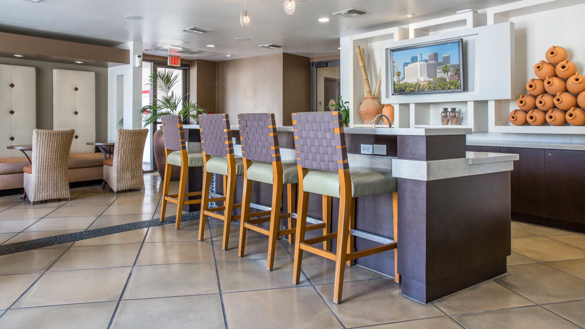 Mozaic at Union Station Apartments - Clubhouse