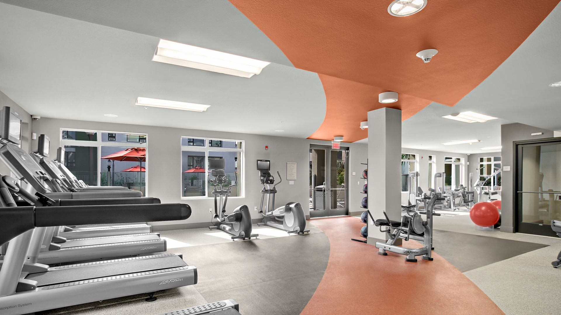 Westgate Apartments - Fitness Center