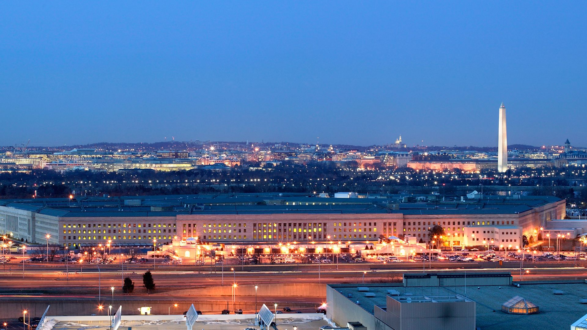 1401 Joyce on Pentagon Row Apartments - Views