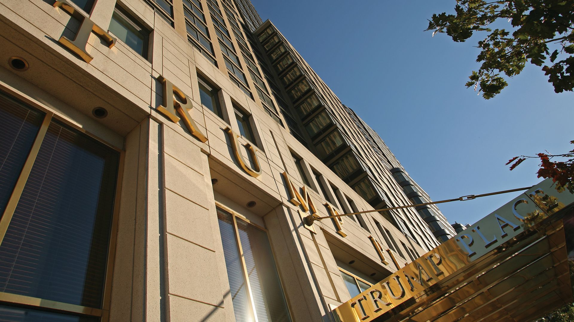 Trump Place 160 Riverside Blvd Apartments - Exterior