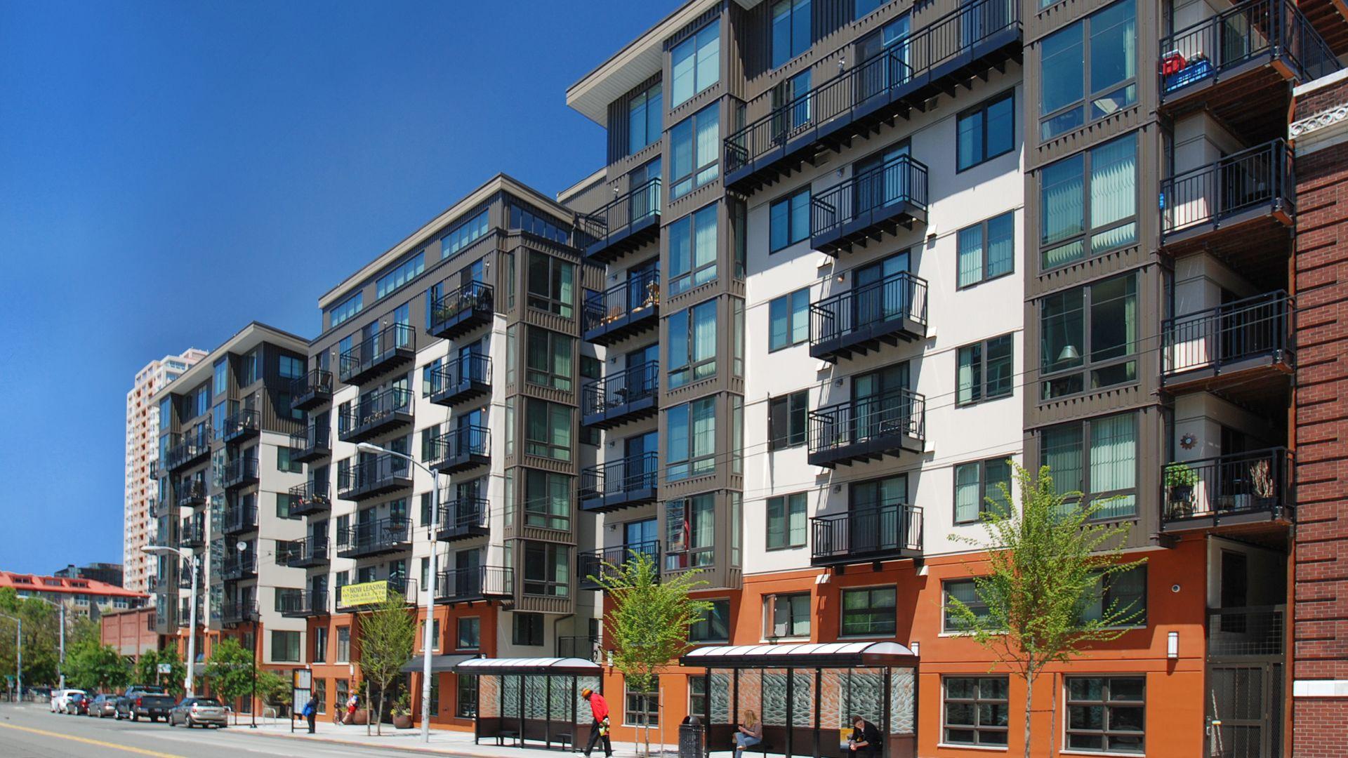 Moda Apartments - Exterior