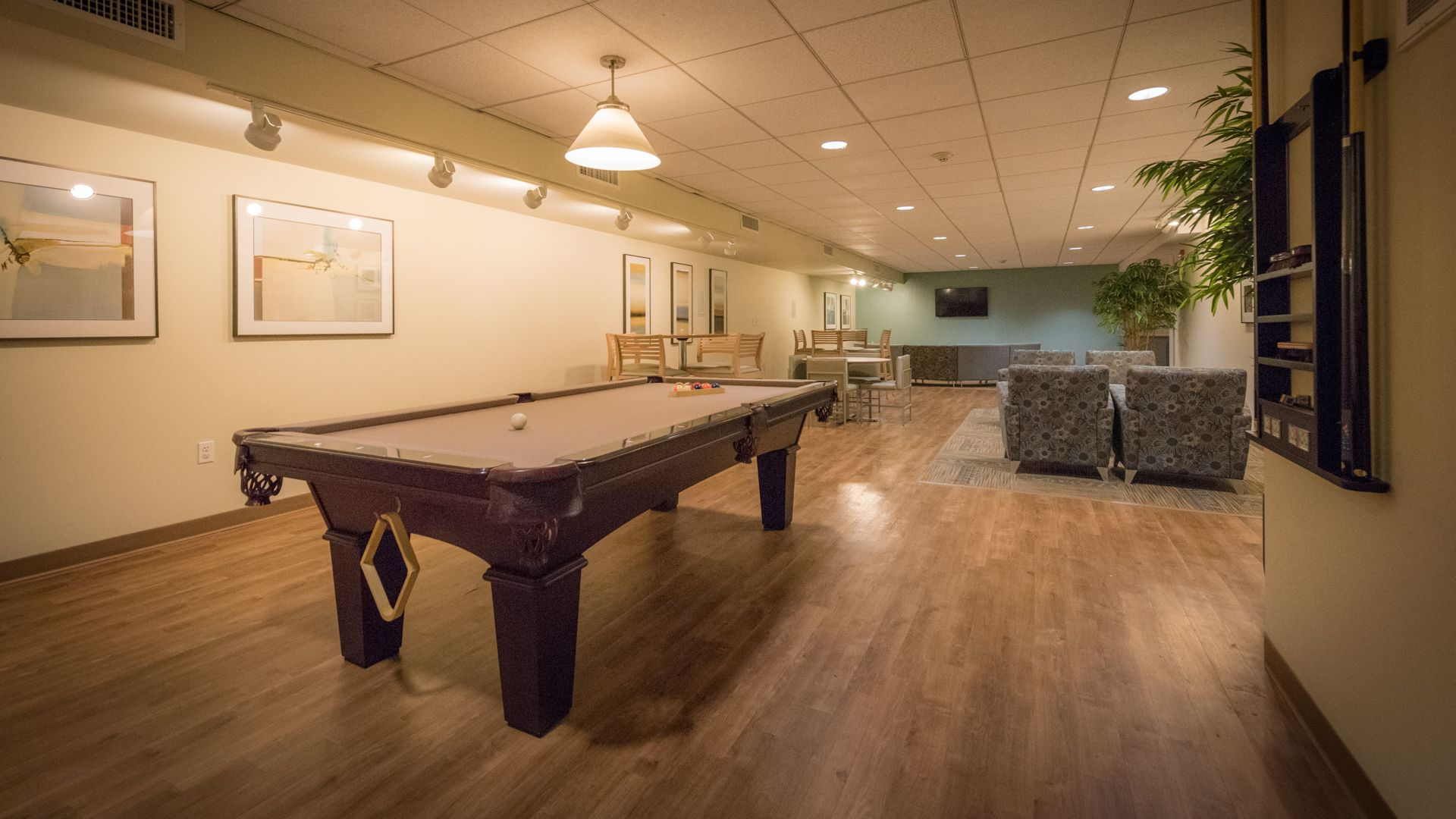 Walden Park Apartments - Resident Lounge