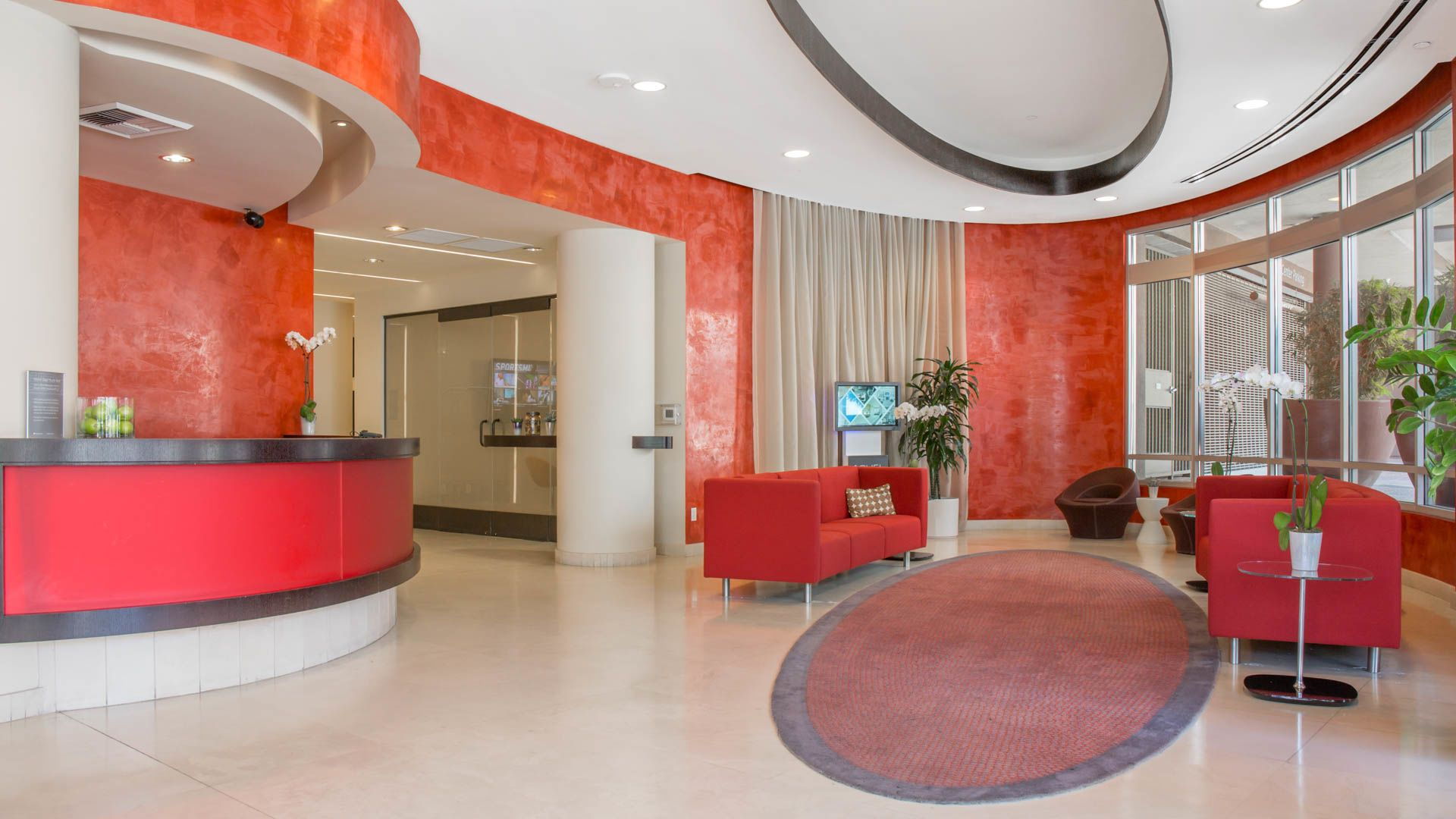 Sakura Crossing Apartments - Lobby
