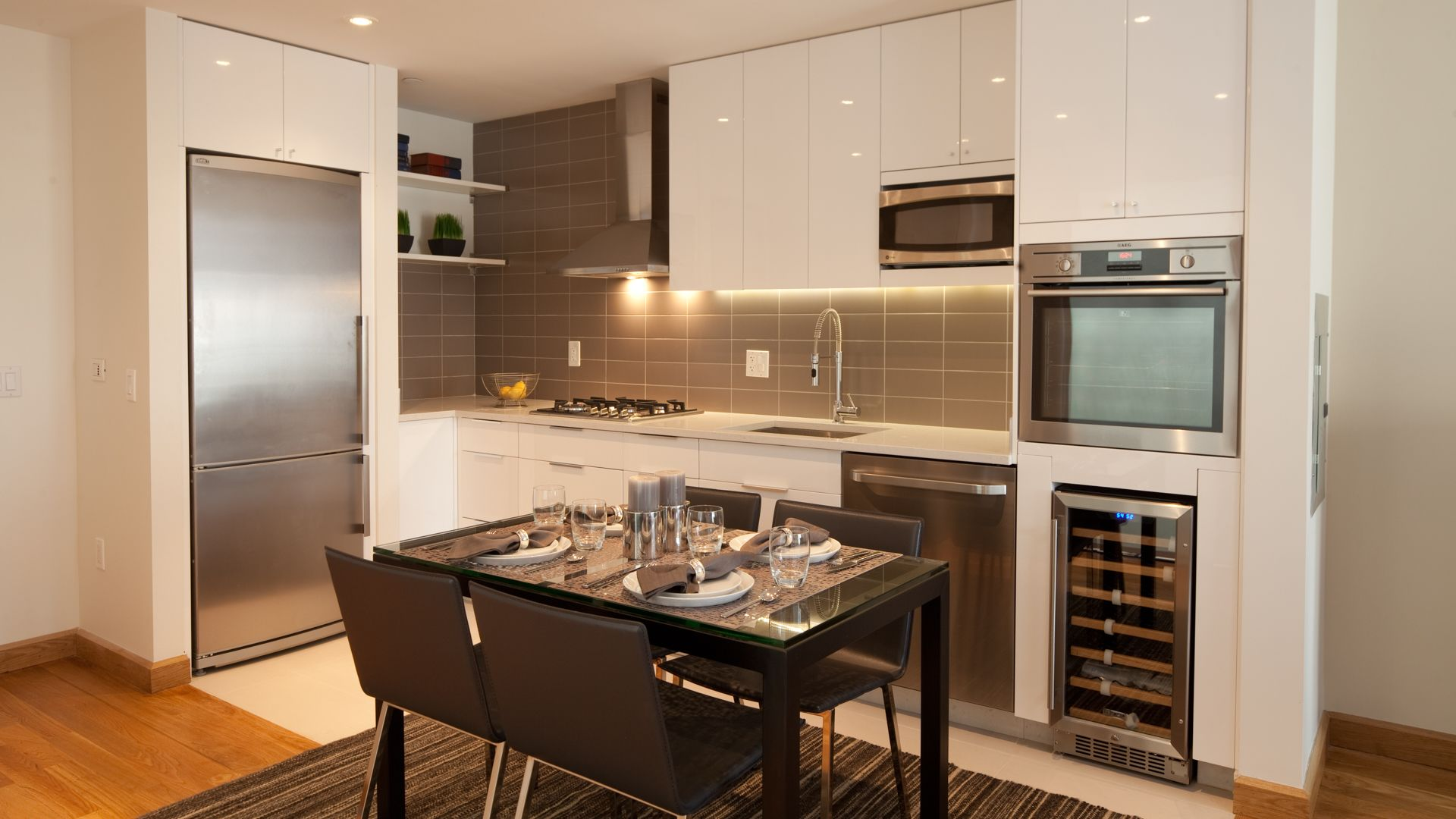 Mantena Apartments - Kitchen