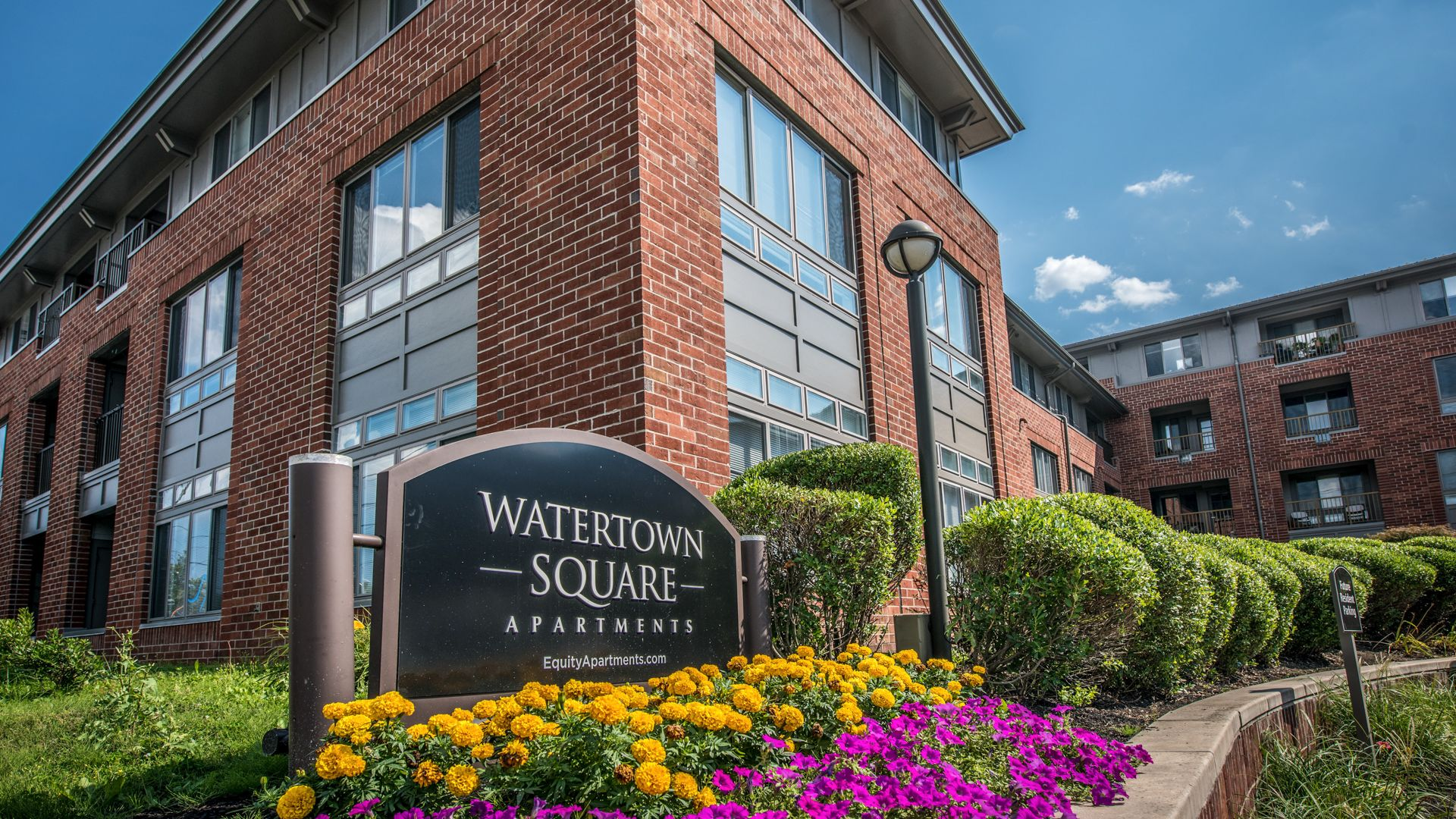 Watertown Square Apartments - Building