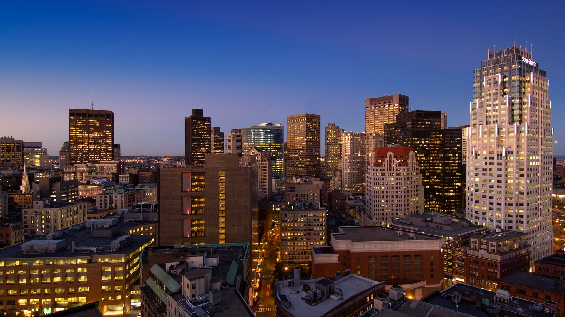 660 Washington Apartments - Views