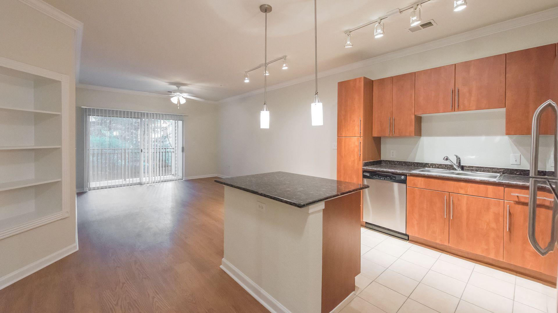 Fairchase Apartments - Kitchen