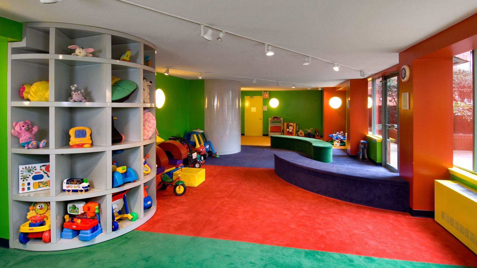 West 96th Apartments - Children's Playroom