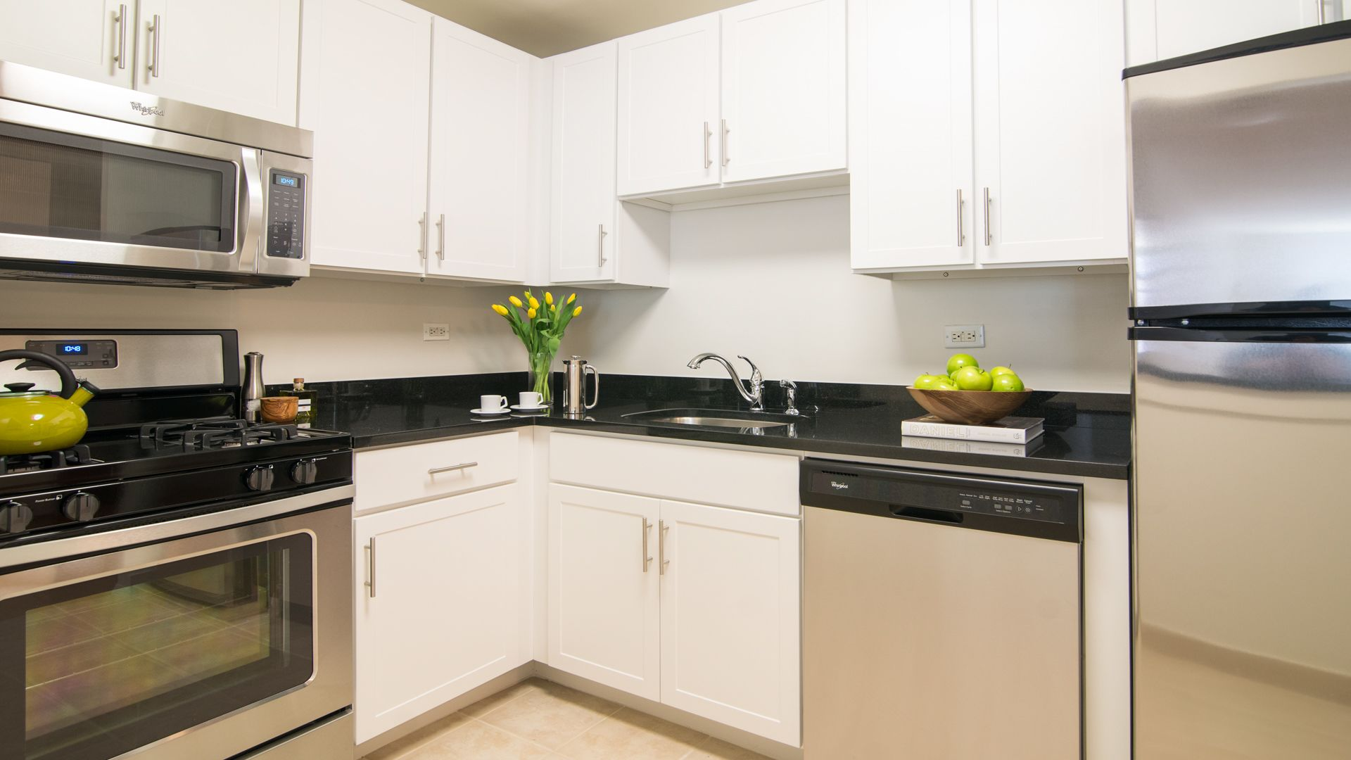 West 96th Apartments - Kitchen