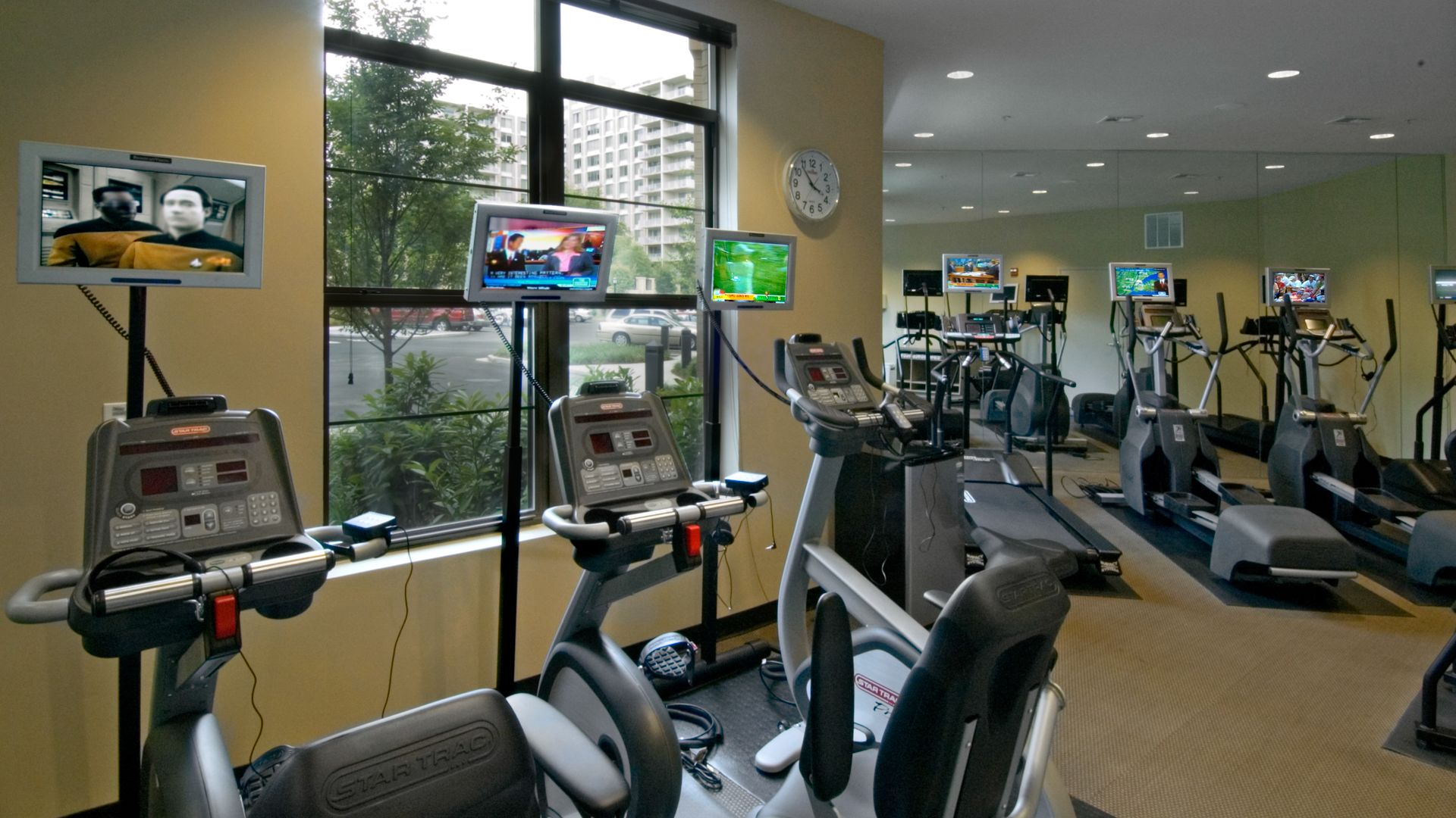 Lofts 590 Apartments Fitness Center