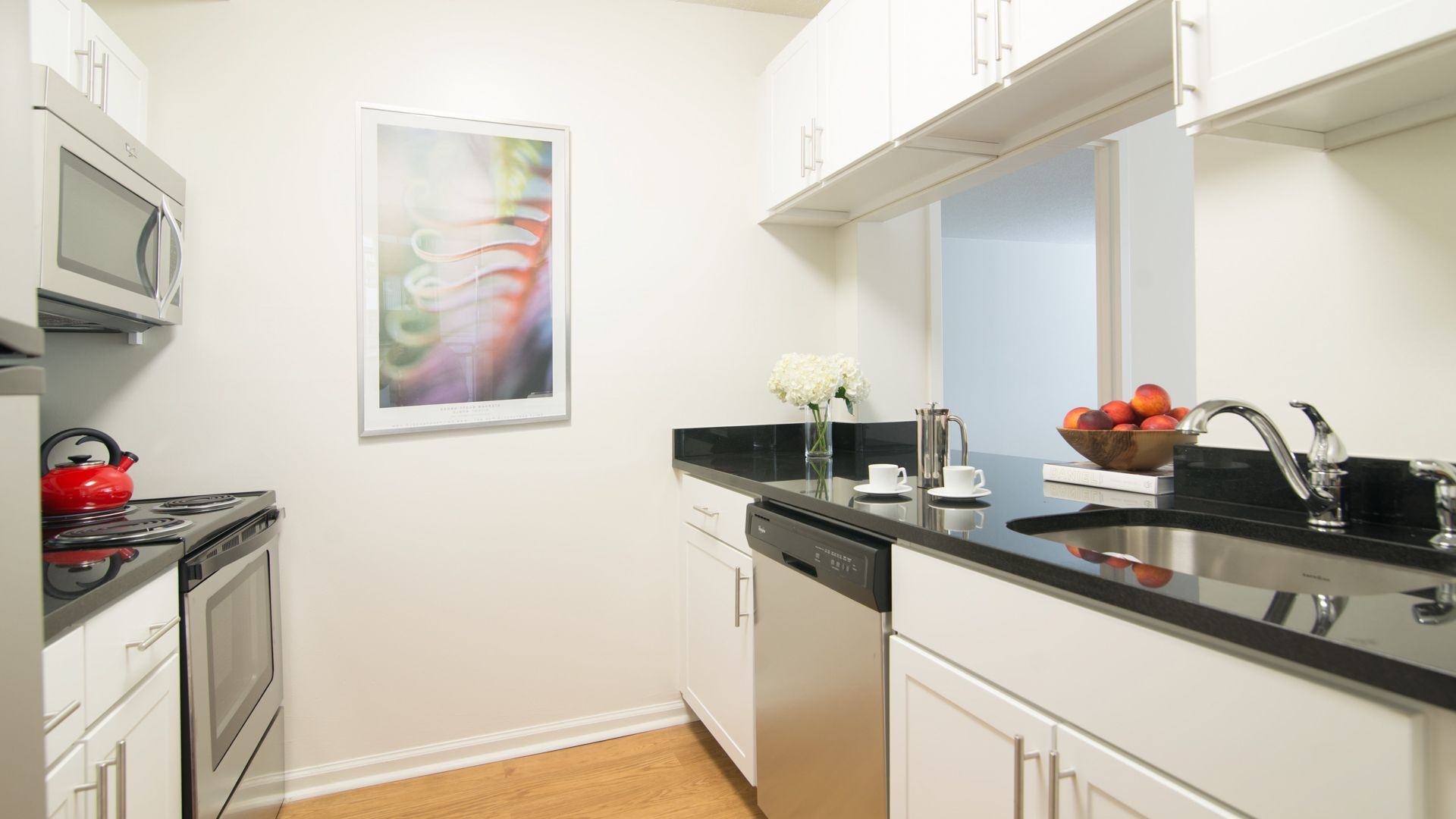 77 Park Avenue Apartments - Kitchen