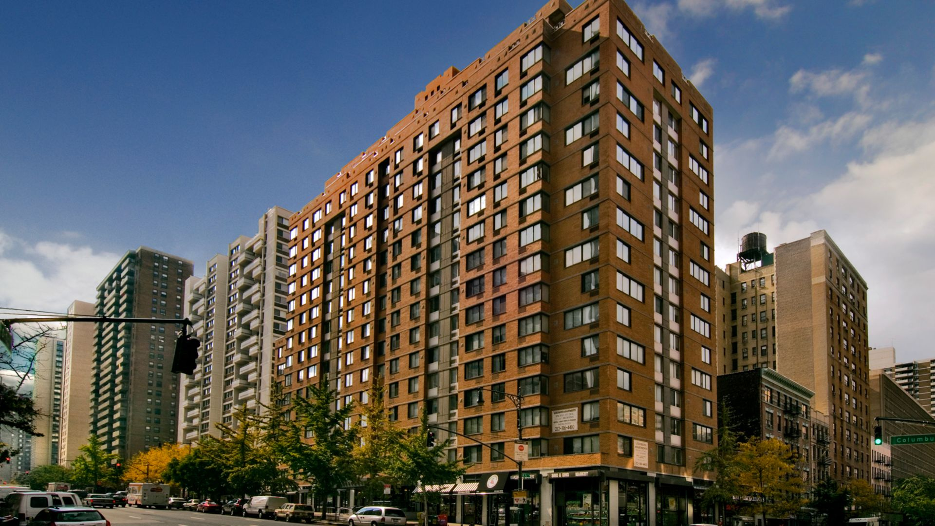 The westmont apartments in upper west side 730 columbus for Manhattan west village apartments