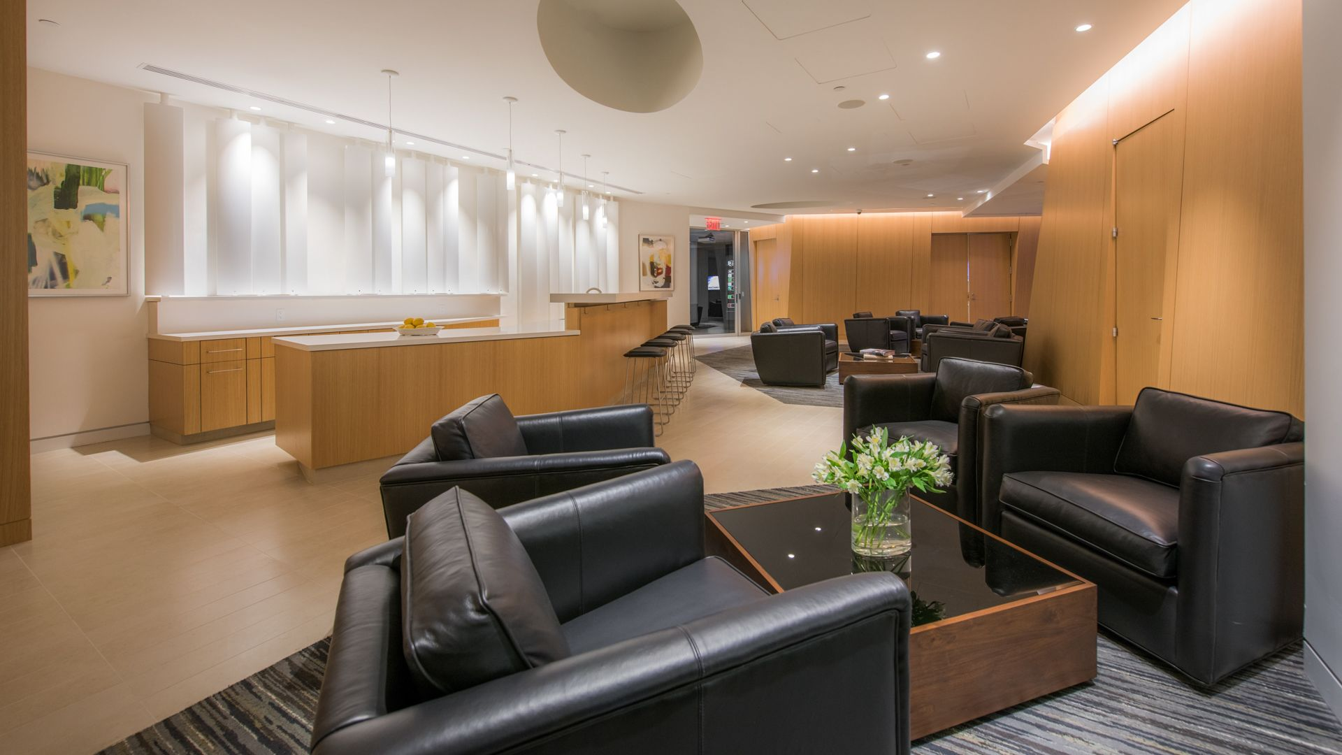 Prism at Park Avenue South Apartments - Clubroom