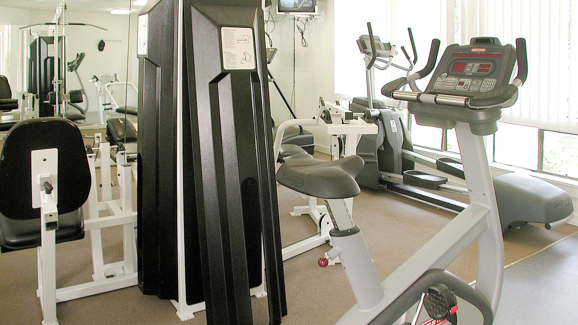 Arbor Terrace Apartments - Fitness Center