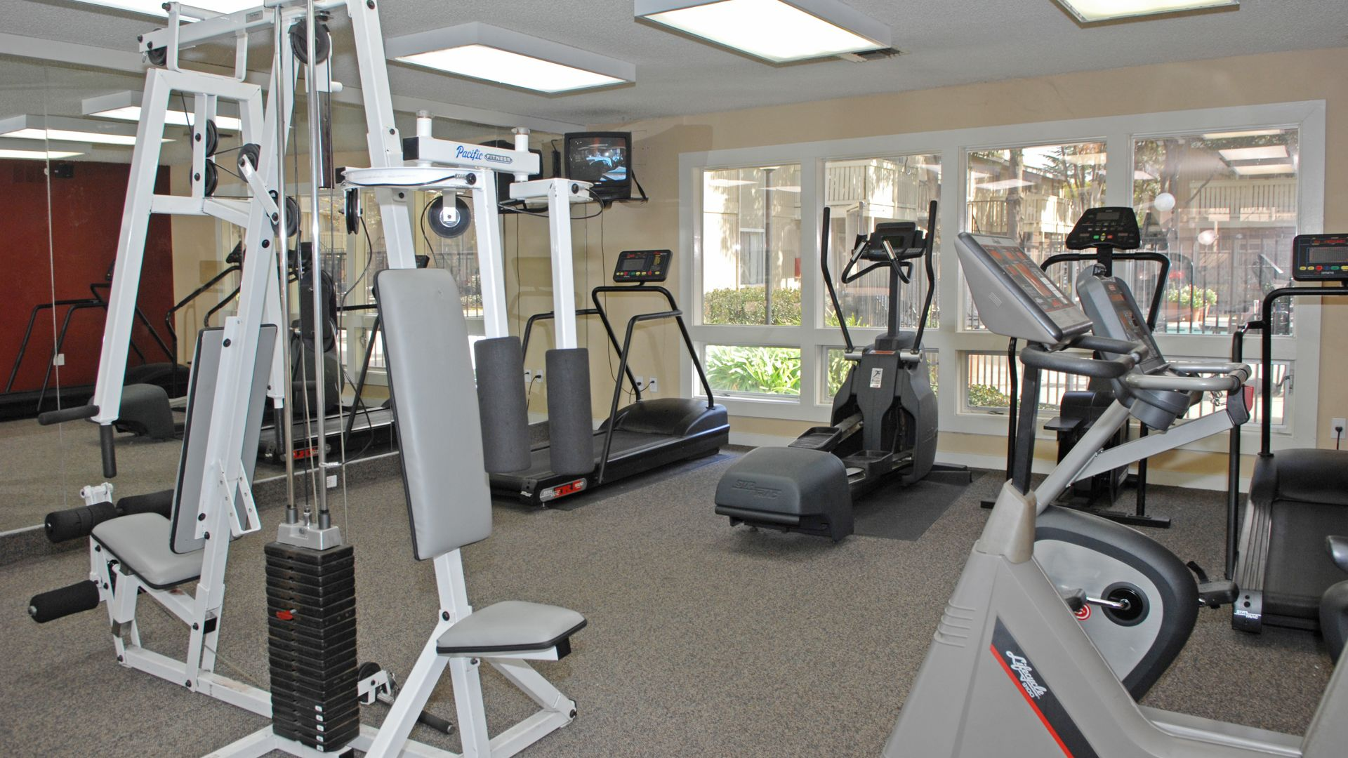 Parkside Apartments - Fitness Center