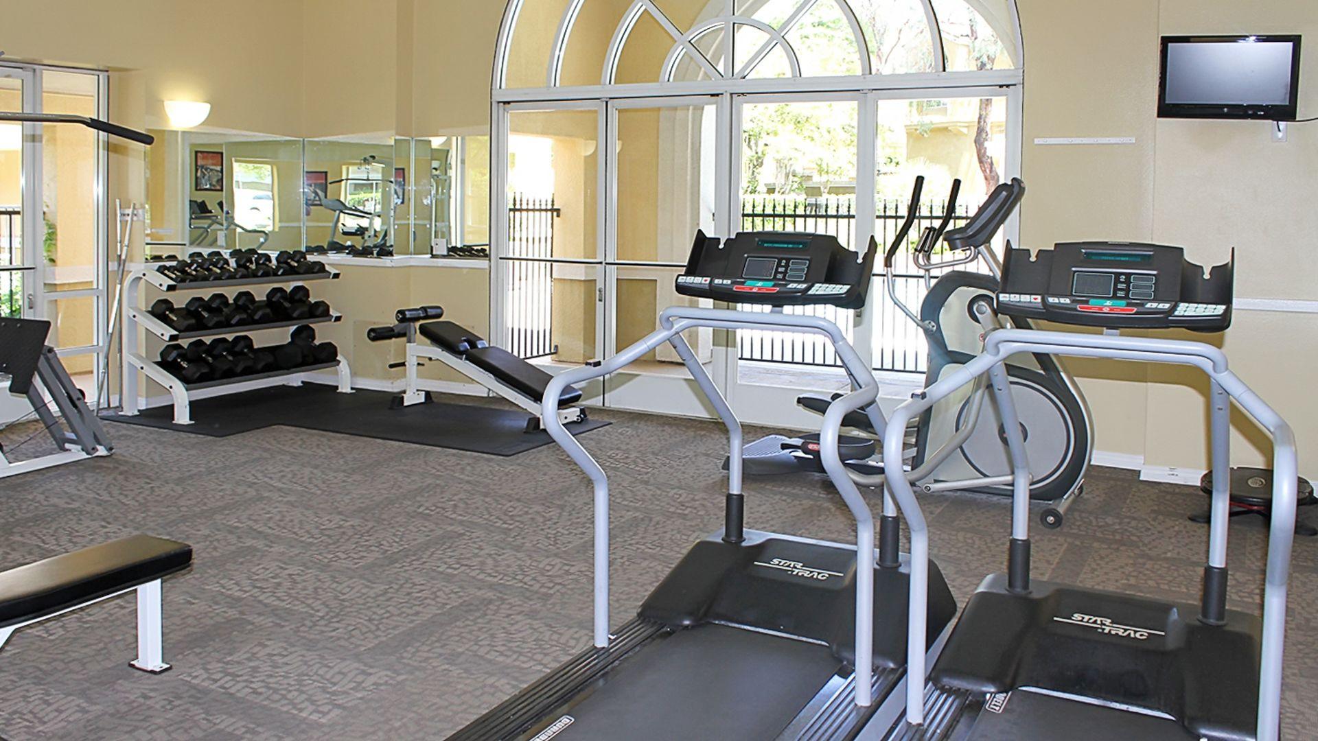 Portofino - Fitness Center