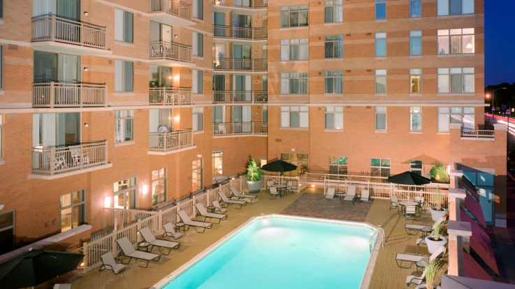 The Reserve at Clarendon Centre Apartments - Swimming Pool