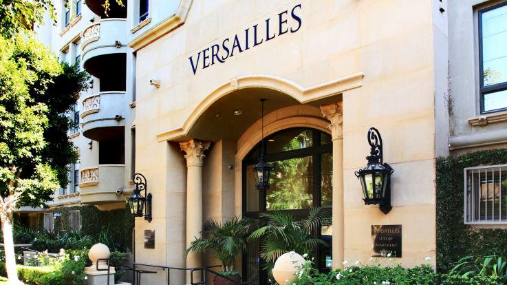 Versailles Koreatown - Building