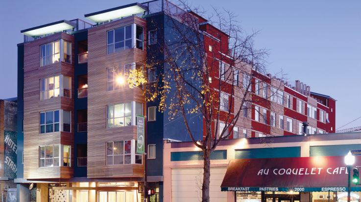 Touriel Apartments - Building