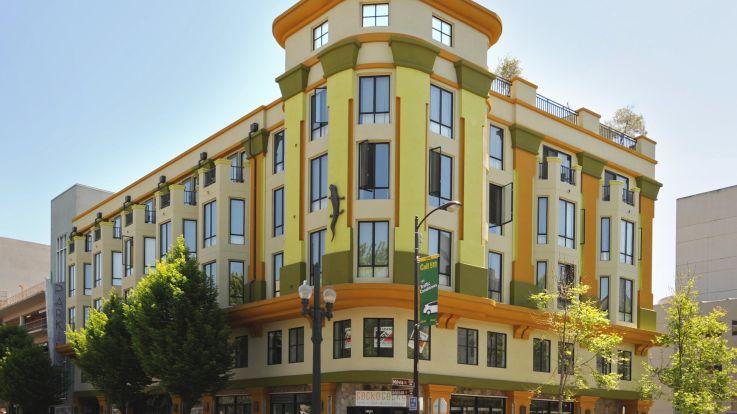 ARTech Apartments - Building