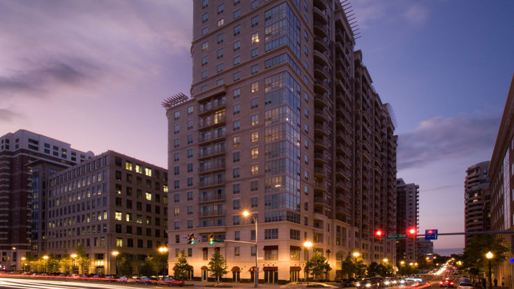 Liberty Tower Apartments - Building