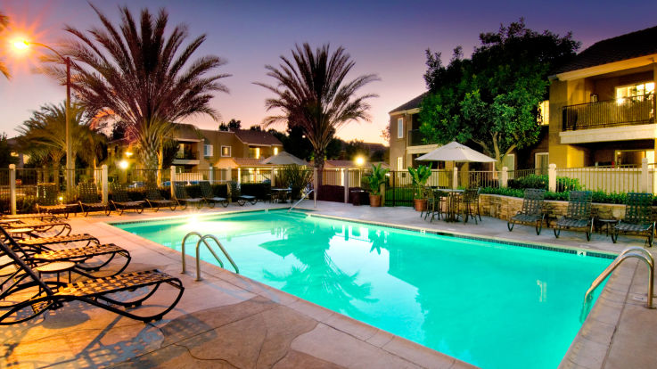 The Village at Del Mar Heights Apartments - Swimming Pool