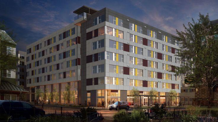 Cascade Apartments Exterior