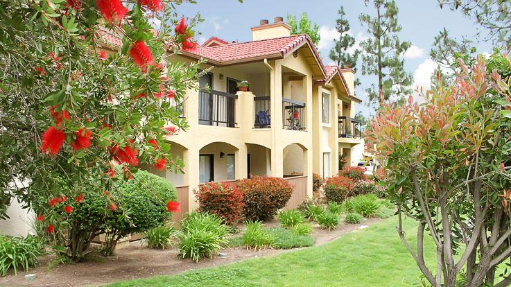 Summerset Village Apartments - Exterior