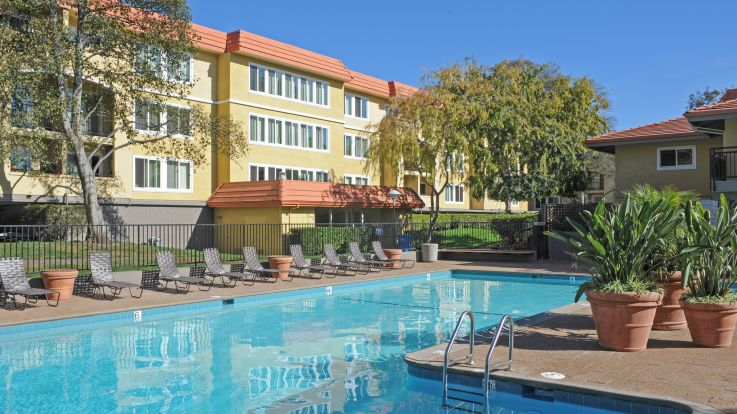 Northpark Apartments - Pool