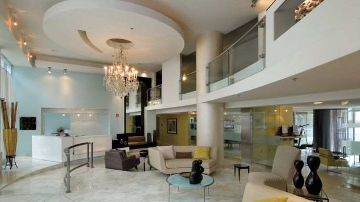 The Flats at Dupont Circle Apartments - Lobby