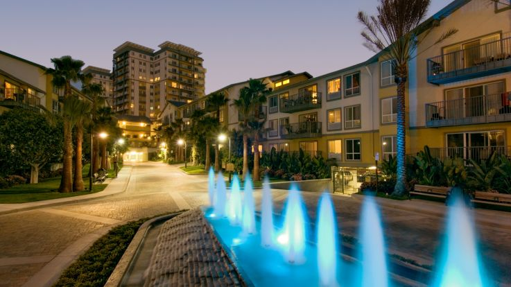 Marina 41 Apartments - Building Exterior