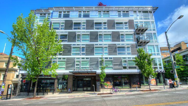 Three20 Apartments - Building