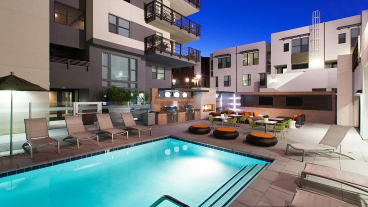 Residences at Westgate Apartments - Swimming Pool