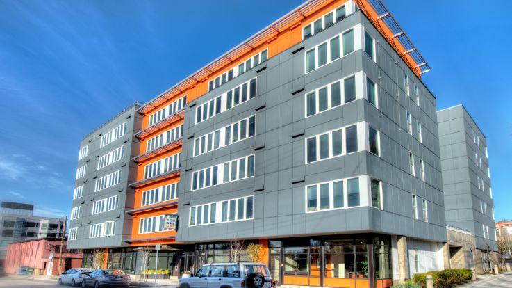 Square One Apartments - Exterior