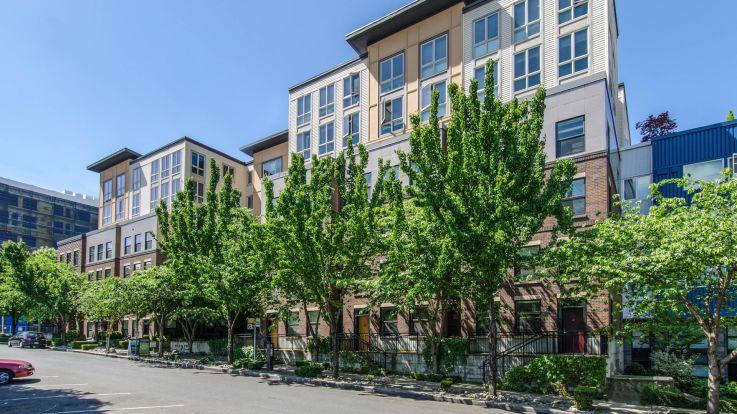 Alcyone Apartments - Exterior