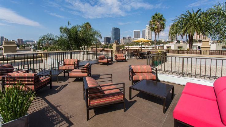 Westside Villas - Rooftop Deck