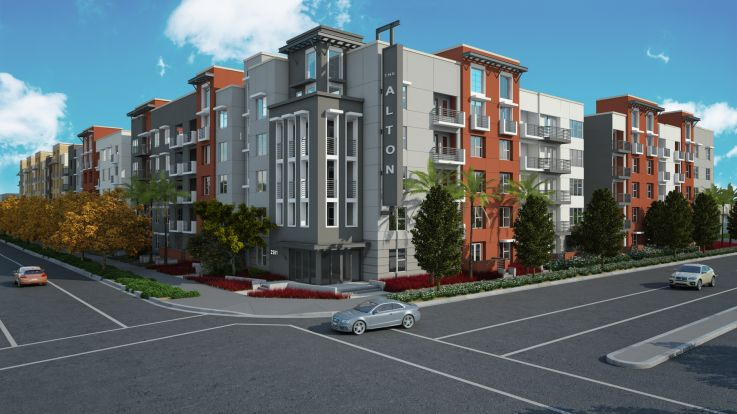 Alton Apartments - Exterior